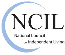 ​National Council on Independent Living (NCIL) logo